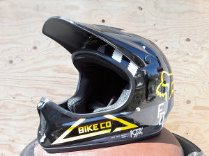Moto cross kaciga FOX M