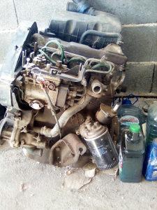 Motor 1.6 dizel (Golf 2, Audi 80...)