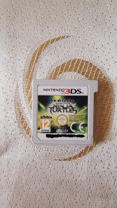 Nintendo 3DS TMNT Igrica