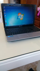 Laptop Packard DualCore2x1700/4gb/160hdd/Extra!!!