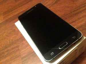 Samsung J5 2016 Black