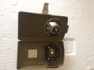 Lampa baterija stari model