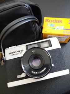 Fotoaparat MOGRAN 96 + KODAK film