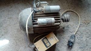 Motor za mjesalicu ili cikular