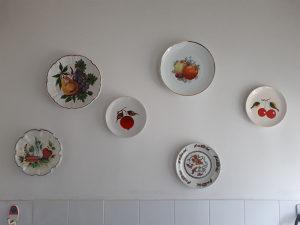 Set tanjira. Porculan