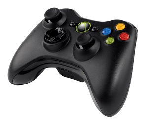 XBOX 360/ PC wireless controller joystick