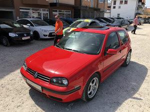 VW GOLF 1.4 BENZIN 1999