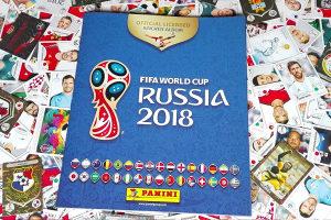 Slicice Rusija 2018 - Panini - RAZMJENA