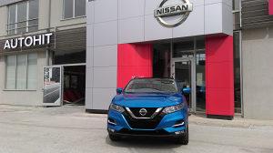 Nissan QASHQAI 1.6D N-CONN SUN