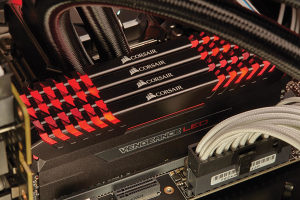 CORSAIR 32GB Vengeance LED DDR4 2666MHz CL16 KIT