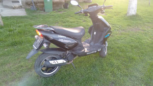 Motocikal skuter