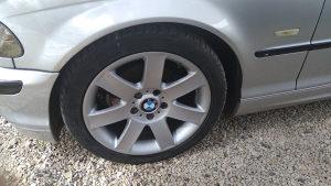 Felge 17 ke BMW