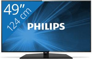 "Philips 49"" Smart WiFi TV 49PFS5301 FullHD model 2018"