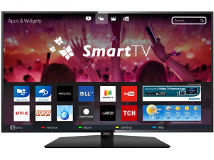 "Philips 49"" Smart WiFi TV 49PFS5301 FullHD model 2018"