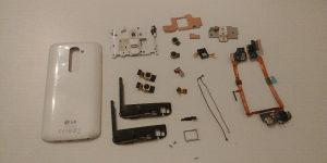 LG G2 razni originalni dijelovi