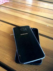 Samsung galaxy s7 edge kao NOV 10/10 !