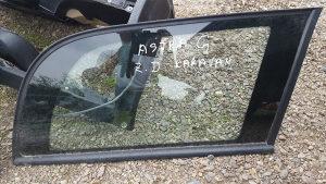 Astra g karavan zadnje desno bocno staklo