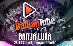 Karte za Balkan Tube Fest u Banja Luci