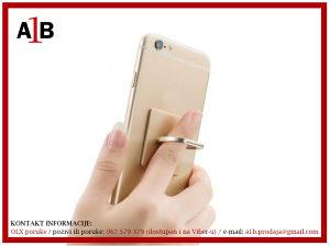 PHONE HOLDER RING HOOK DRŽAČ ZA MOBITEL