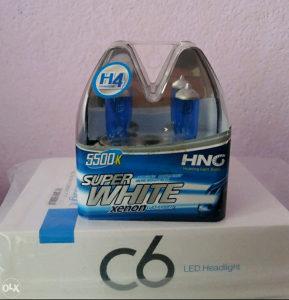 Sijalice za auto h4
