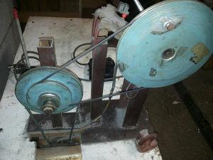 Motalica za namotavanje svitaka za el.motore