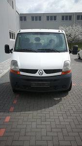 Renault Master 2.5 DCI Šasija