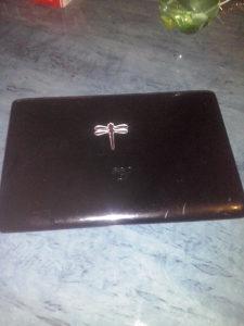 Laptop asus eee 1005