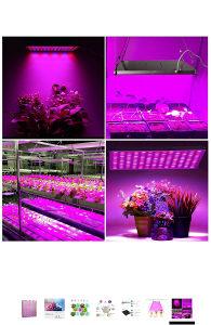 LED reflektor 45W za hidroponski i plastenicki uzgoj