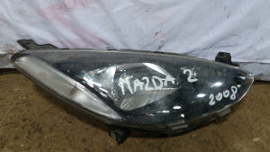 Mazda 2 far