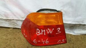 Bmw 3 e46 štop lampa