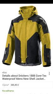 SNICKERS GORE-TEX XTR-1888 muska jakna vl.L