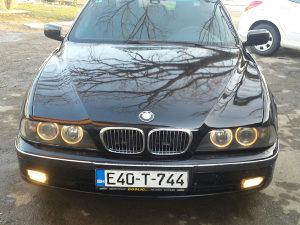 BMW 530d M-optic.