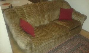 Garnitura trosjed ,dvosjed i fotelja