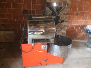 Przionica kafe