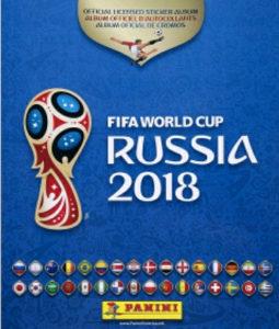 Russia World Cup Panini
