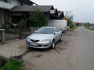 Mazda Mazda6 2.0 Dizel 066628138
