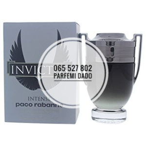 Paco Rabanne INVICTUS INTENSE edt 50ml