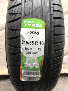 Nokian 215/65 R16 NOVO, Ne korišteno