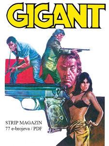 Strip - Gigant (Komplet) / 77 e-brojeva / PDF