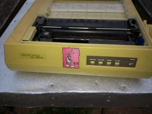 Printer Seikosha SL -80 IP
