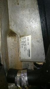 Pumpa za pranje auta profi