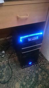 RACUNAR 6GB RAM,GRAFIKA RX 560 4GB SAPPHIRE PULSE OC