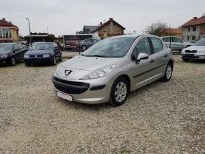 066383500 Peugeot 207 14 hdi 50 kw 2006g 7000km