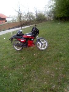 Kawasaki ar 125 cc