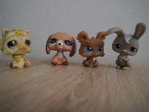 LPS figurice set