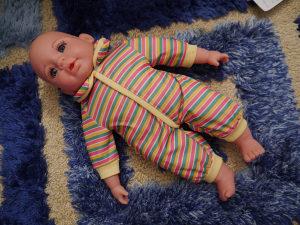 Igračka beba