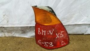 Bmw x5 e53 štop lampa