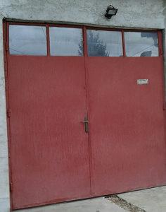 Garazna zeljezna vrata
