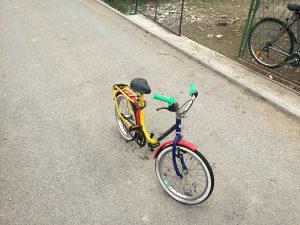 Djecije biciklo draisichen 18 inch tockovi