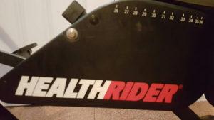 HealthRider sprava za vježbanje vise misicnih grupa